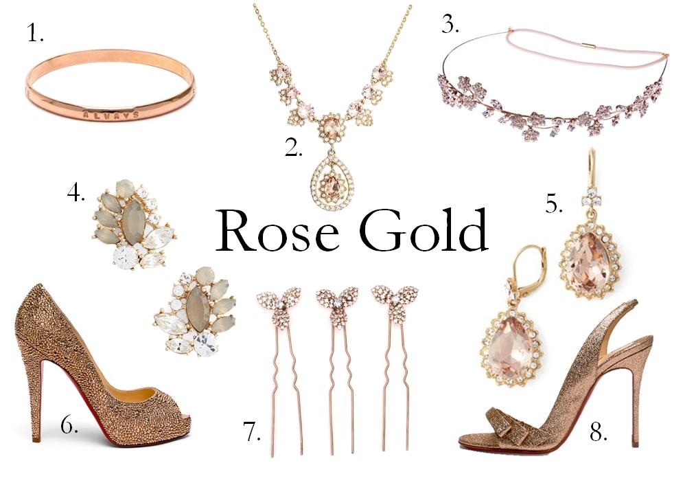 ROSE GOLD NEW
