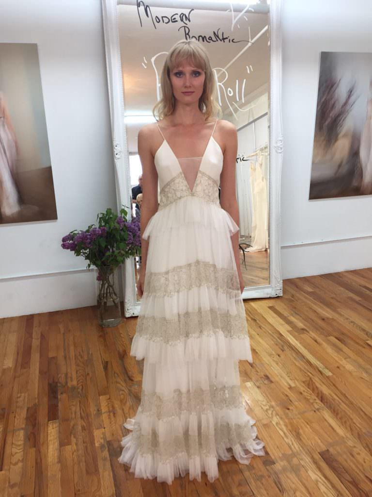 NEW YORK BRIDAL FASHION WEEK - APRIL 2017 - Browns Bride