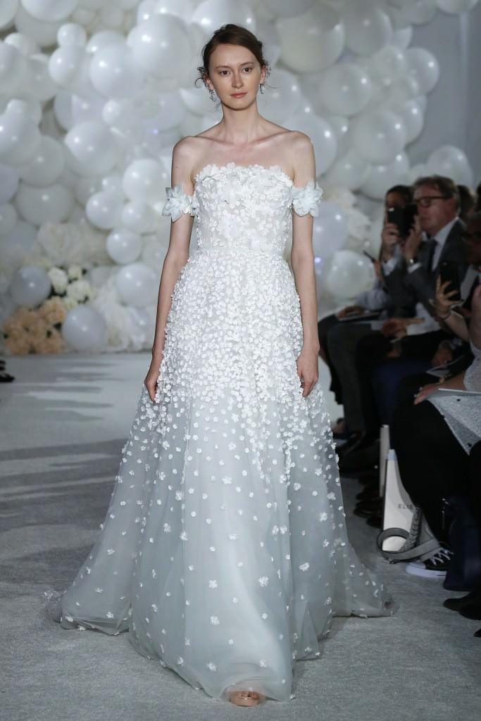 Mira Zwillinger Bridal Spring 2018