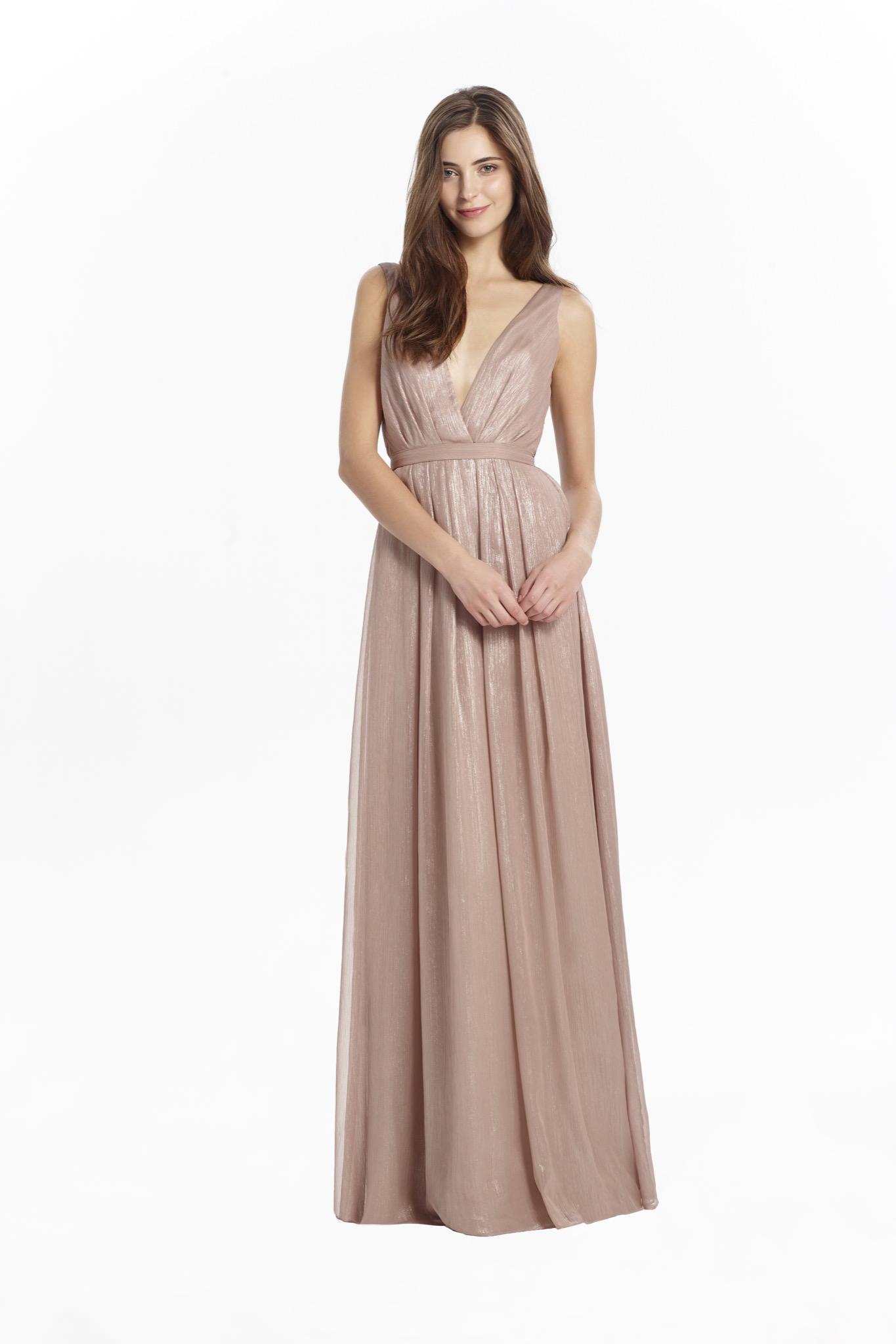 MONIQUE LHUILLIER BRIDESMAID DRESSES - Browns Bride