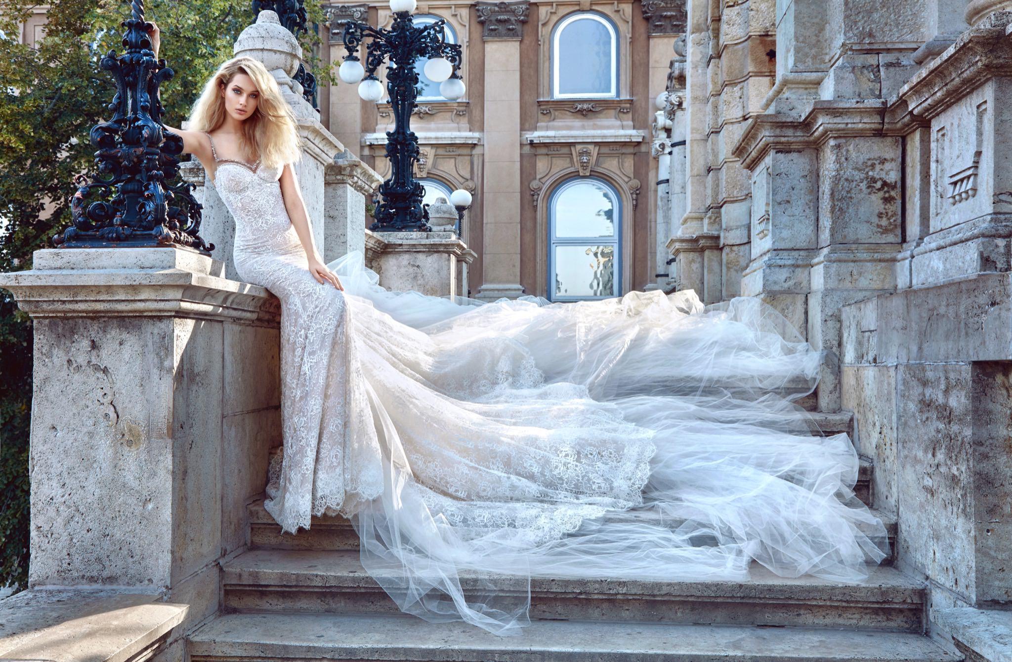 Galia Lahav Elizabeth wedding dress - Browns Bride