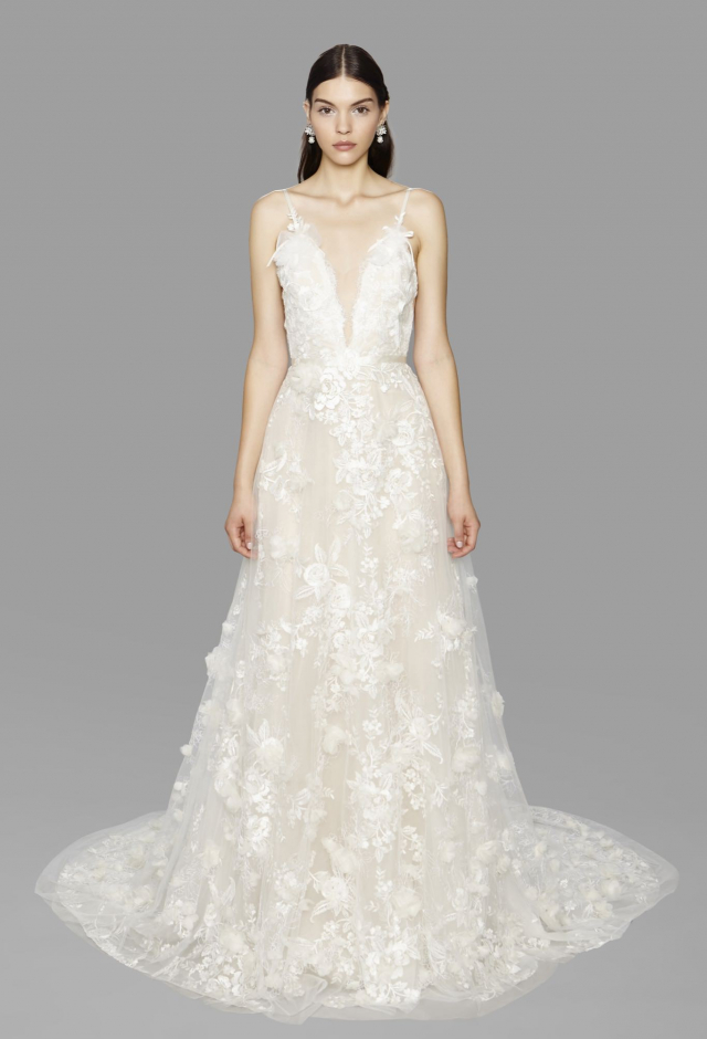 Marchesa Contessa Wedding Dress Price Available On Request