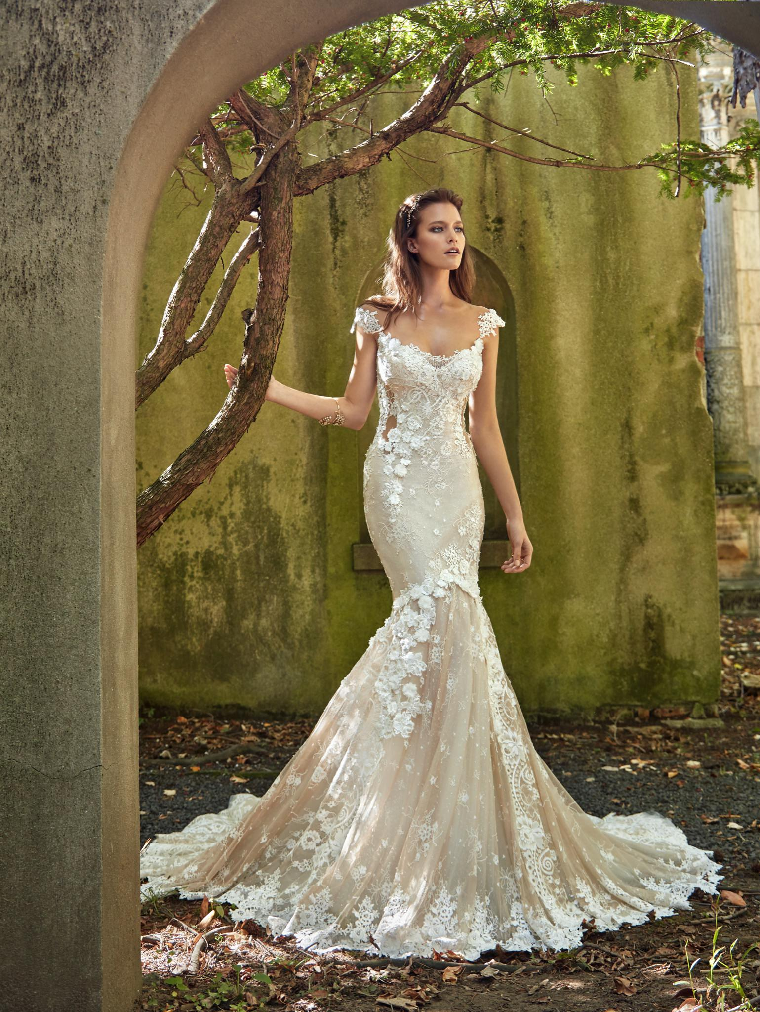 Awesome Browns Wedding Dresses Pictures Inspiration - Wedding Dress ...