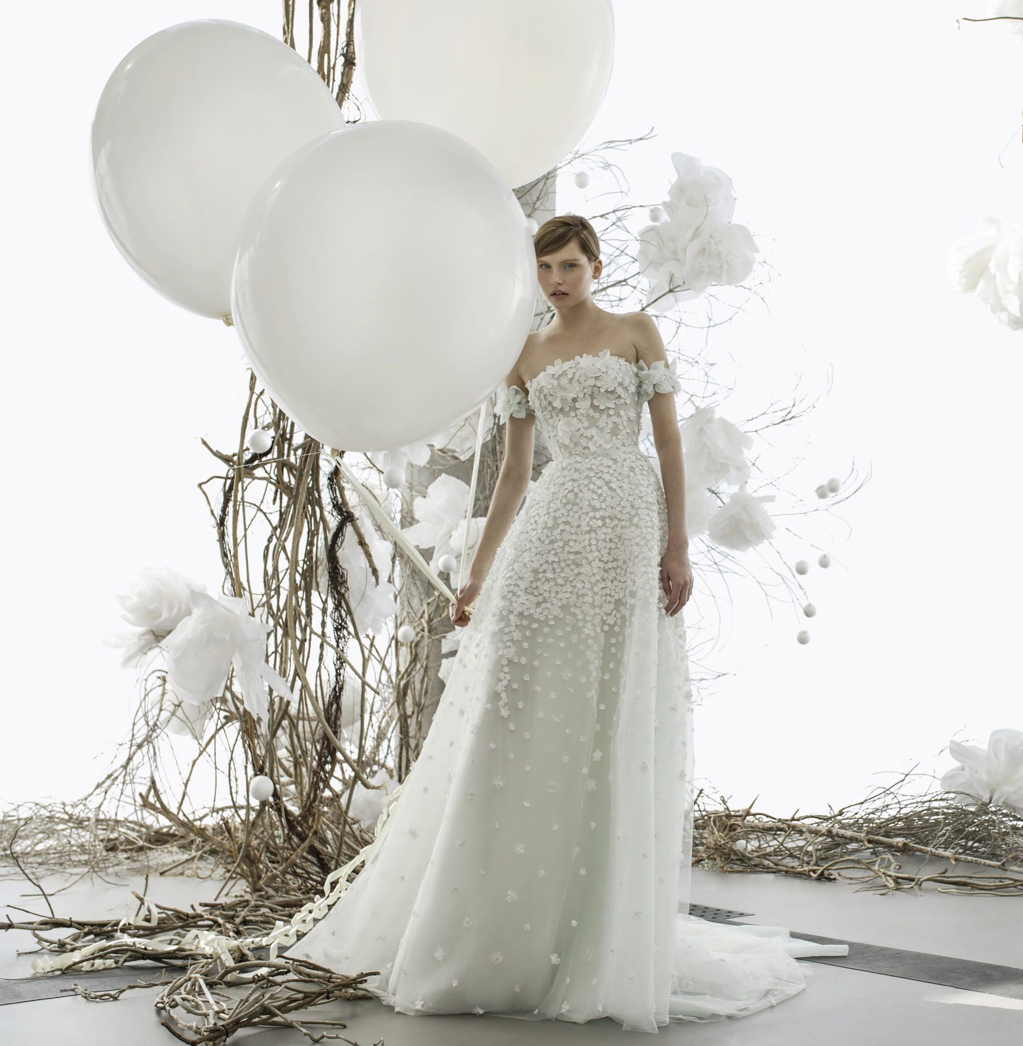 Mira Zwillinger Gigi Wedding Dress
