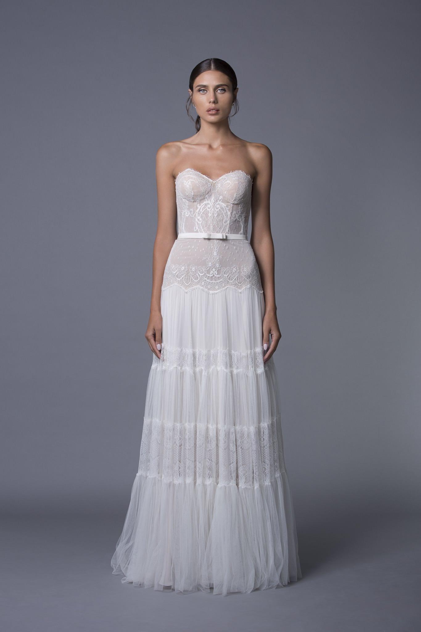 Lihi hod jane wedding dress browns bride for Lihi hod wedding dress for sale