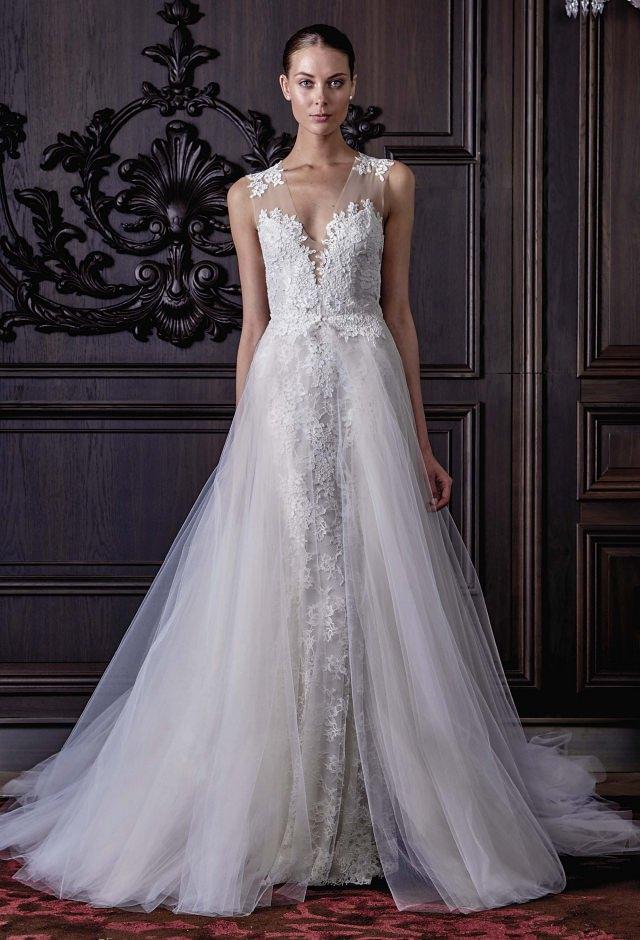 9fa6822a3 Monique Lhuillier Lamour wedding dress