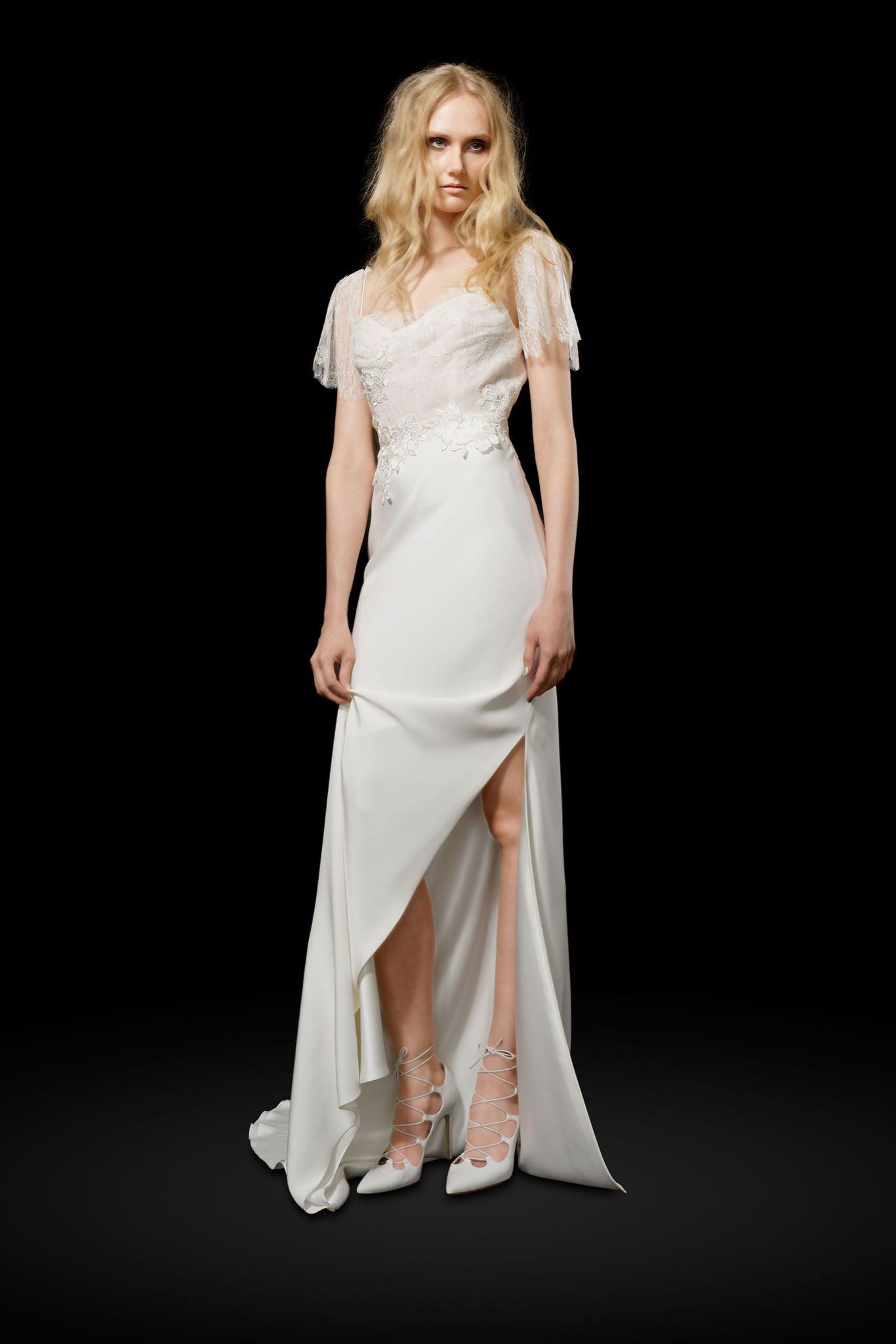 Elizabeth Fillmore Whisper wedding dress - Browns Bride