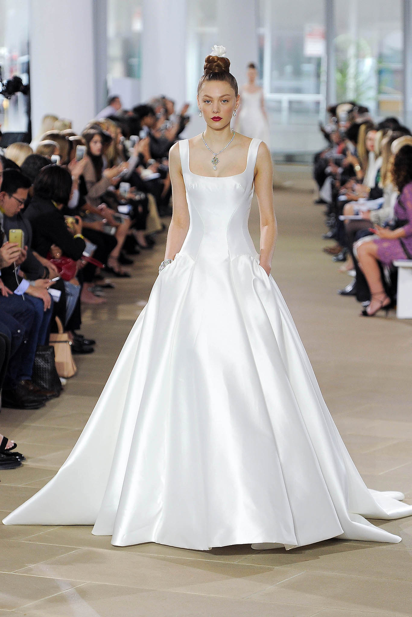 Ines Di Santo Elena Wedding Dress