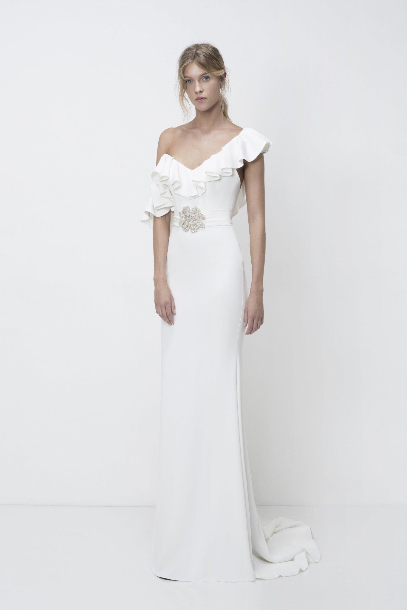 Lihi hod stella wedding dress browns bride for Lihi hod wedding dress for sale