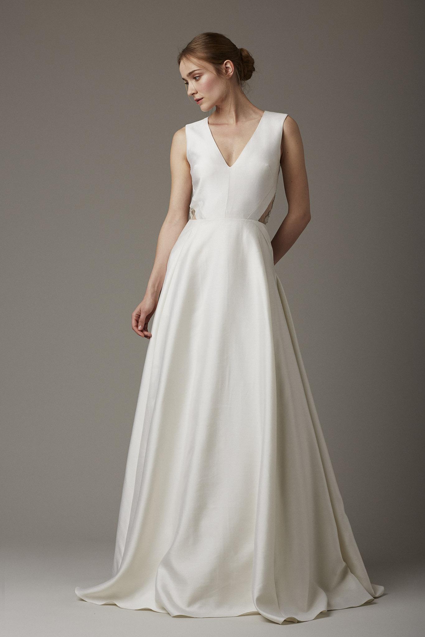 4387cb827c1f Lela Rose Green Gables wedding dress