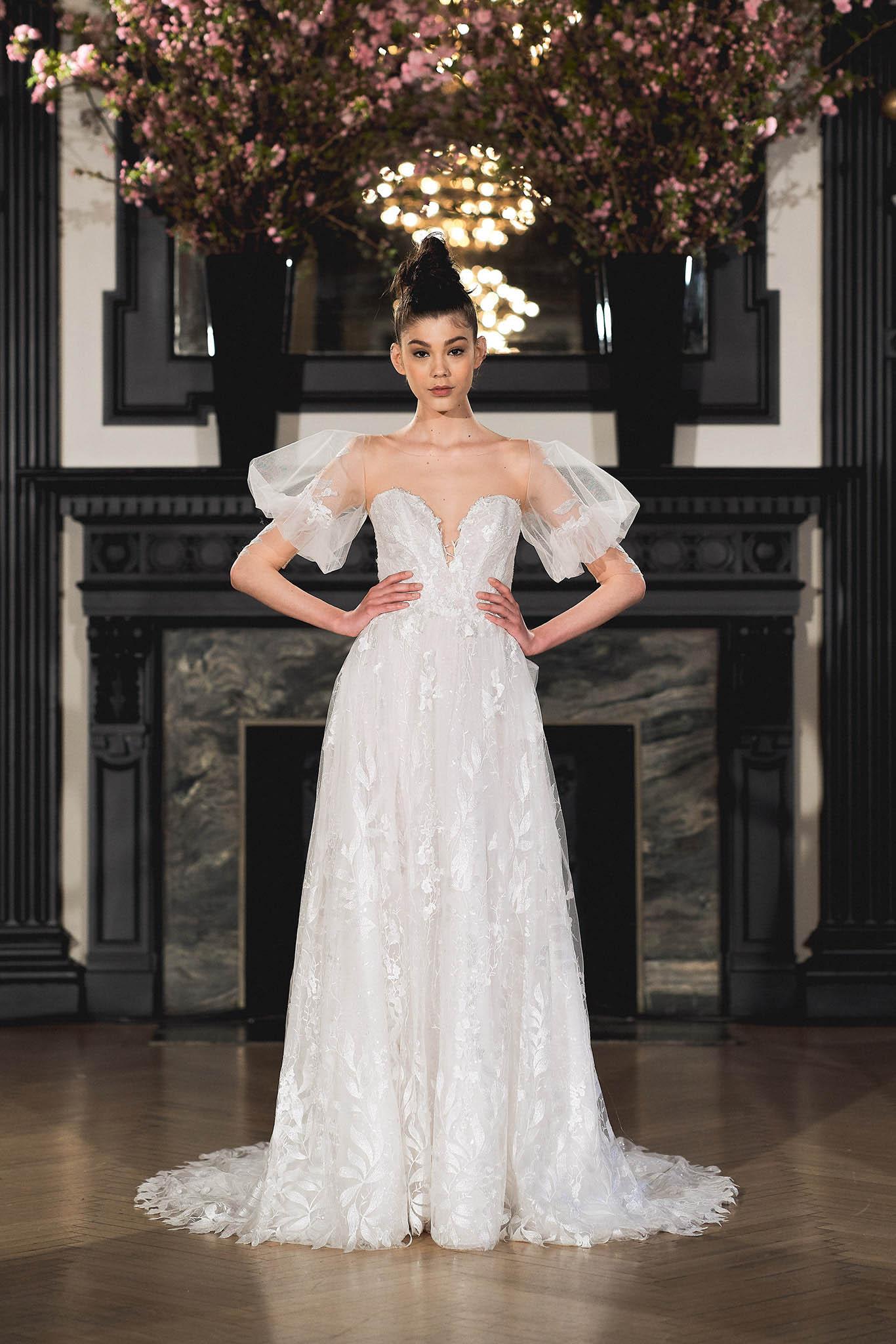 Ines Di Santo Ella wedding dress - Browns Bride