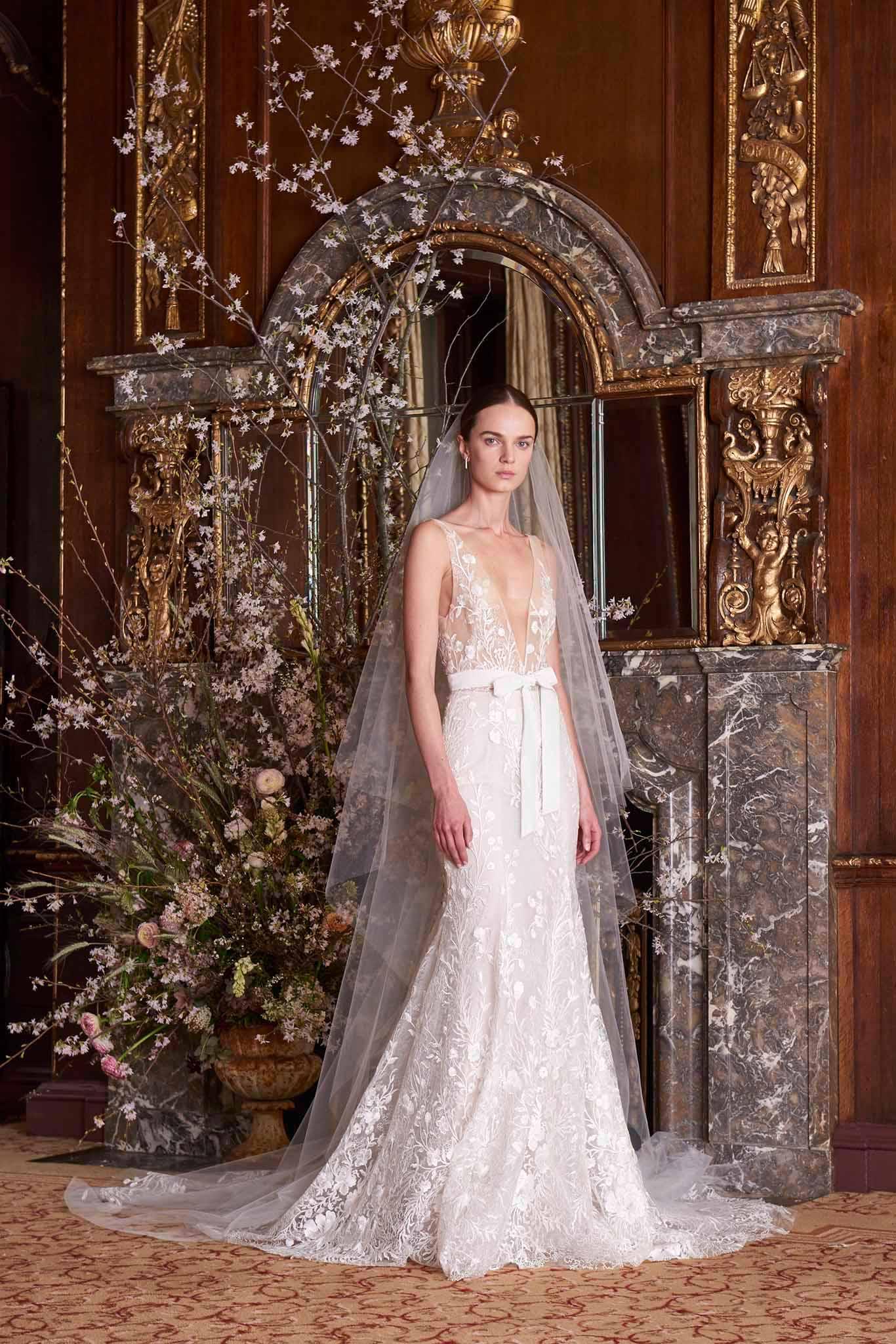 c2a90303e Monique Lhuillier Etoile wedding dress - Browns Bride