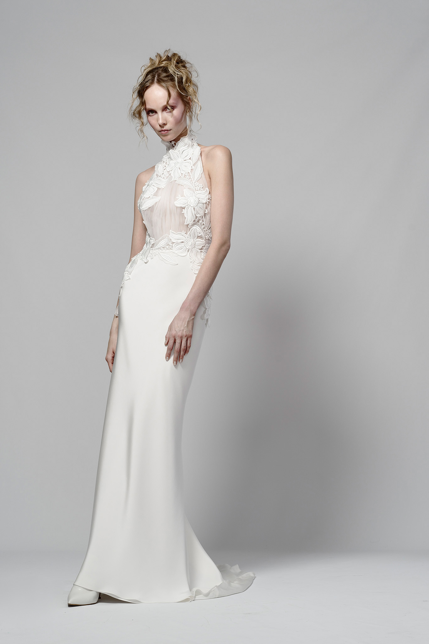 c3eac6cfd89b Elizabeth Fillmore Aster wedding dress - Browns Bride