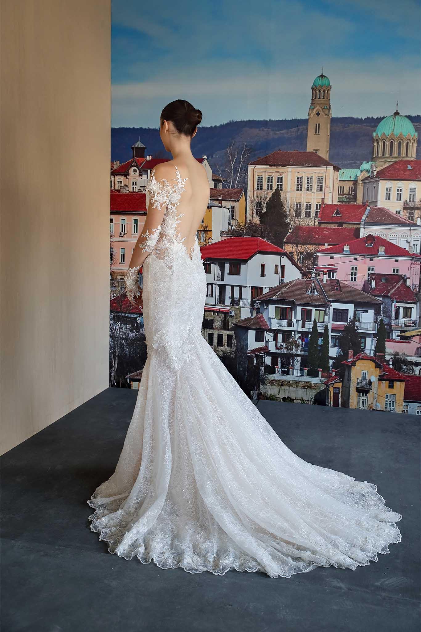 10d843a2 Galia Lahav Nissa wedding dress