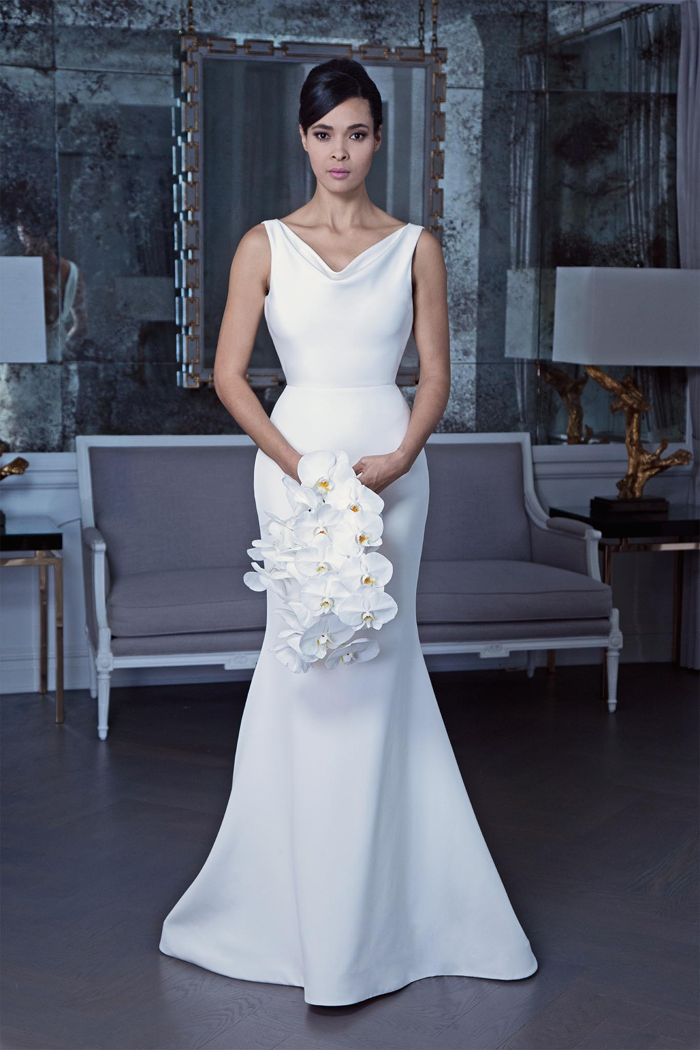 6a1af131732e3 Romona Keveza RK9502 wedding dress. Price available on request