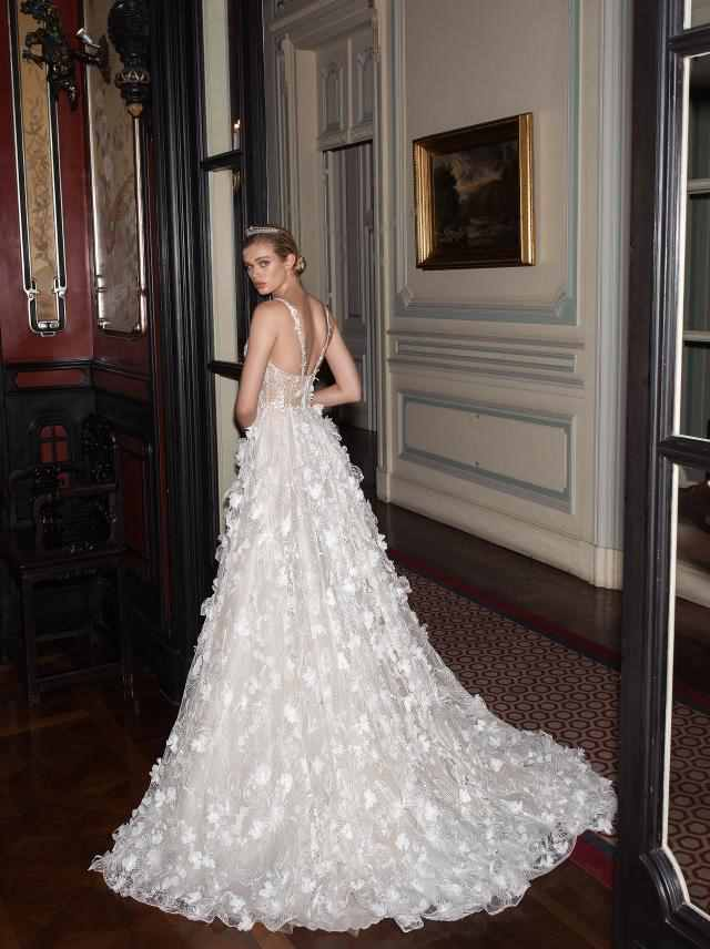 Galia Lahav Fabiana - Browns Bride Style Diaries