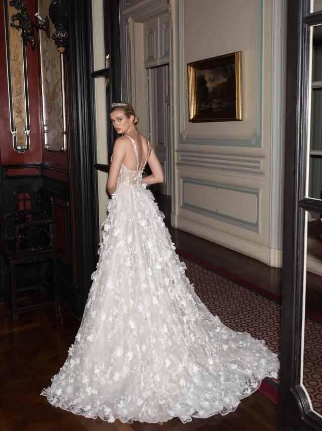 Galia Lahav Fabiana - Browns Bride Style Diaries