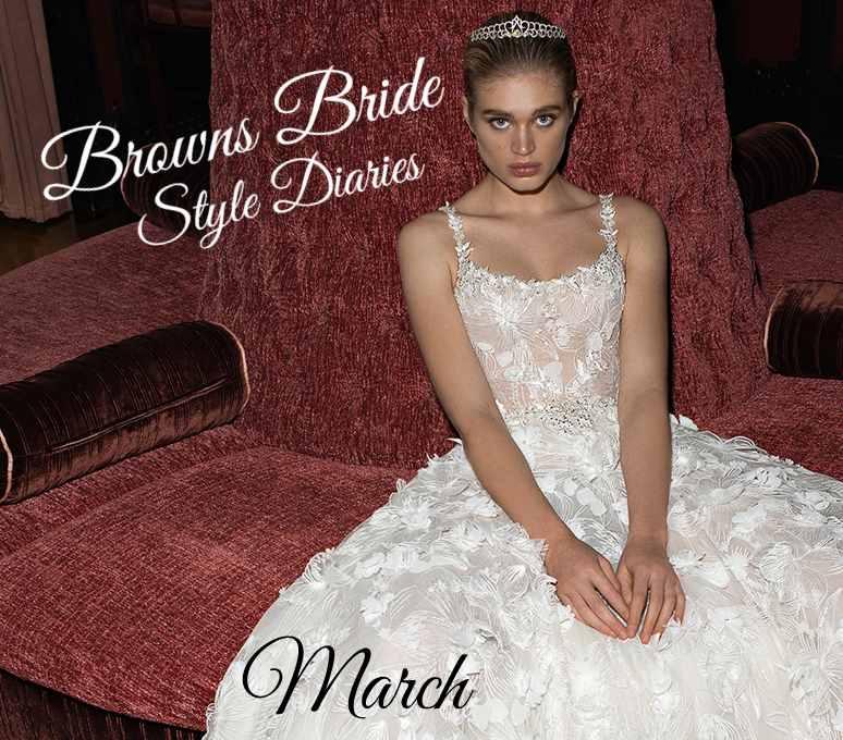 Galia Lahav - Fabiana - Browns Bride