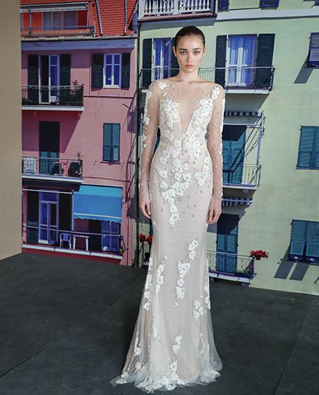 aad53f9f Galia Lahav Nevis wedding dress. Price available on request