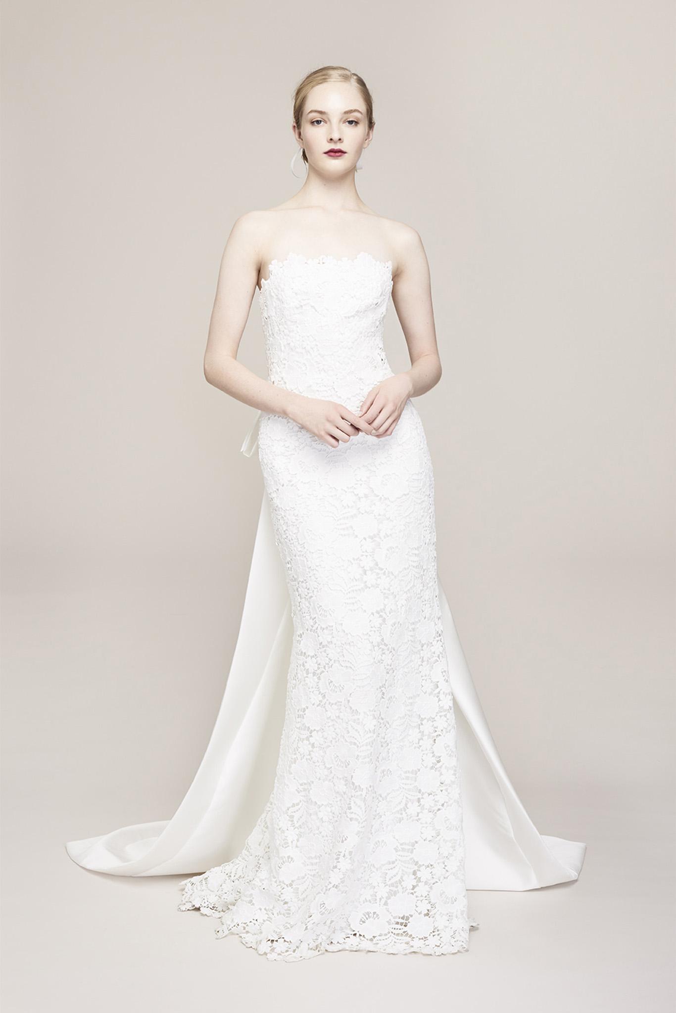 Lela Rose The Belfast Wedding Dress Browns Bride