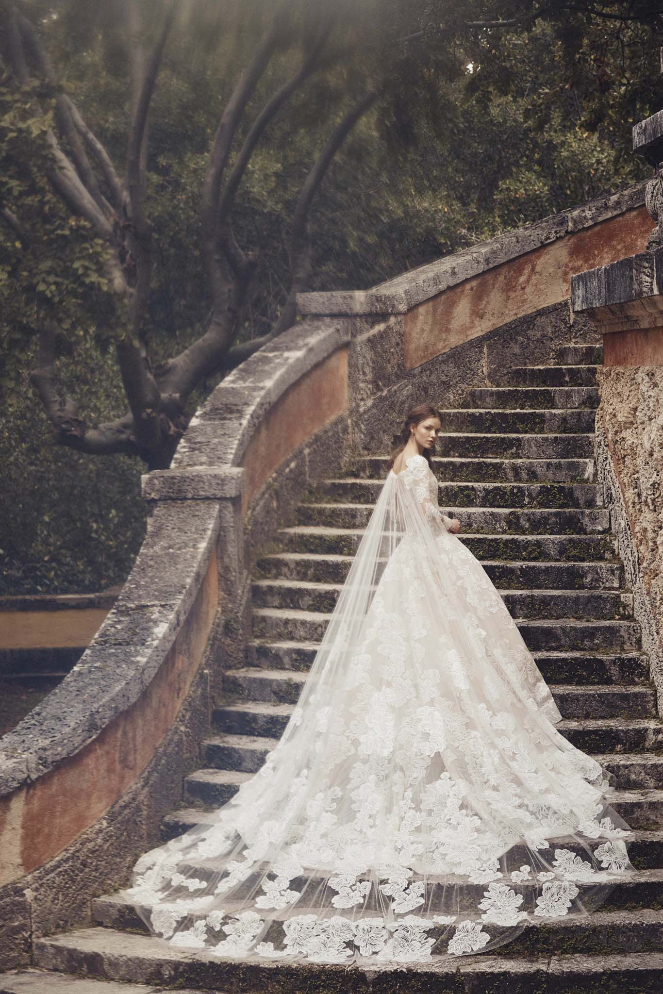 Monique Lhuillier Masterpiece Wedding Dress Browns Bride