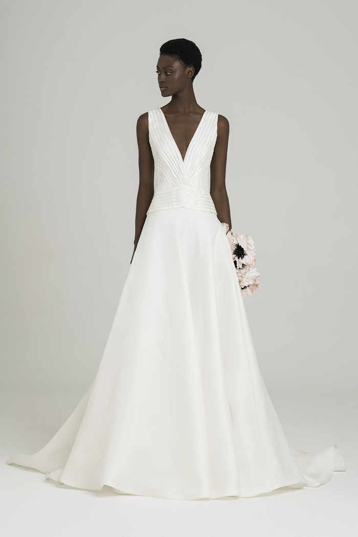 Peter Langner Wedding Dress