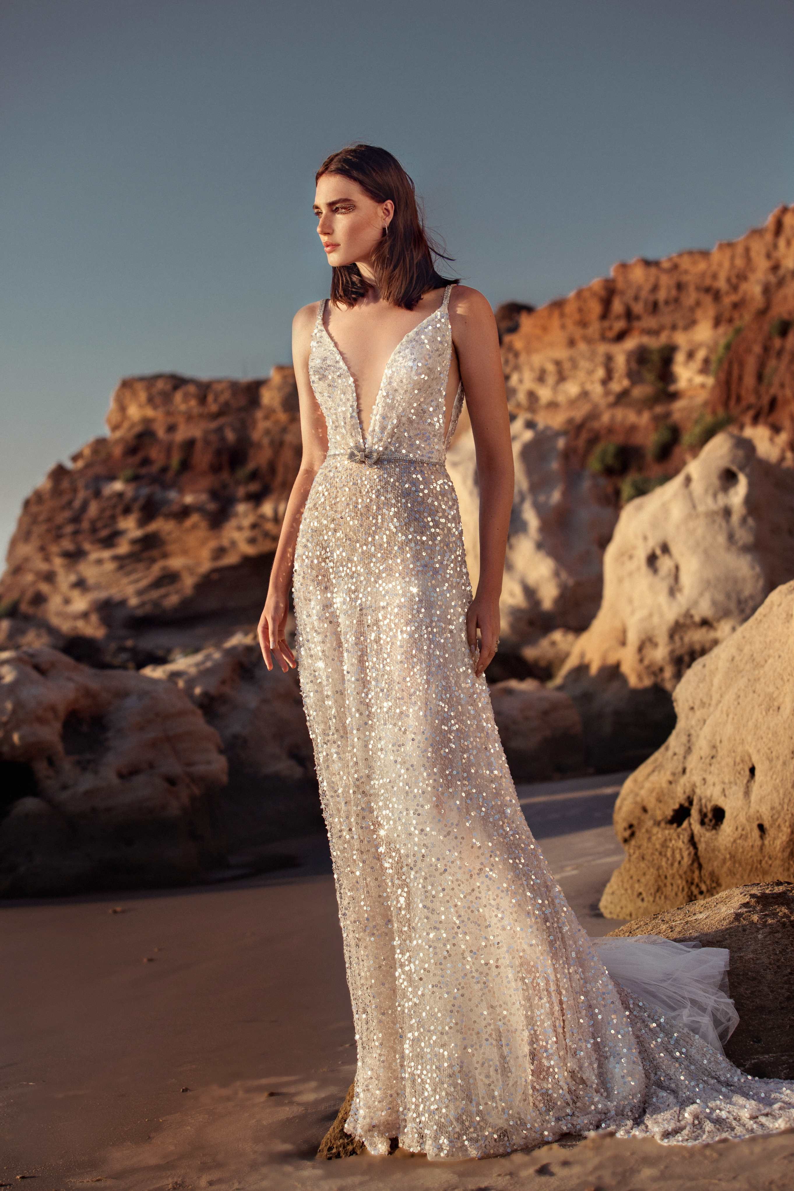 GALA 403 - Sparkle gown by Galia Lahav